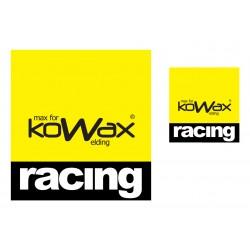 Samolepka KOWAX Racing malá